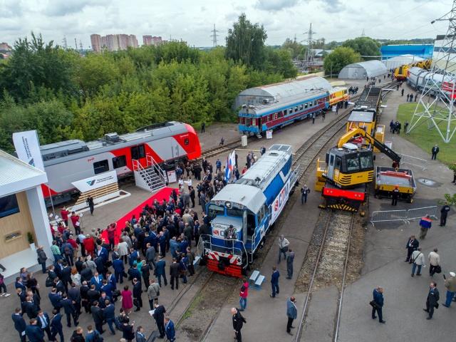 Открыт приём заявок на Международный железнодорожный салон пространства 1520 PRO//Движение.Экспо.