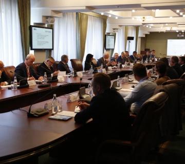 Круглый стол «Развитие стандарта ISO/TS 22163 (IRIS) в России: итоги и перспективы»