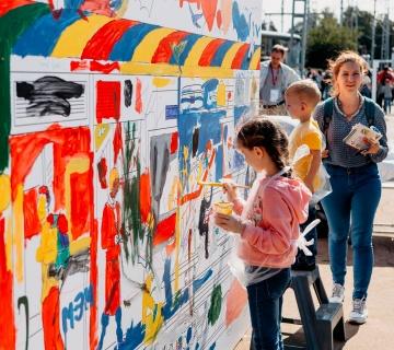 День открытых дорог в подмосковной Щербинке посетило более 15 тысяч гостей