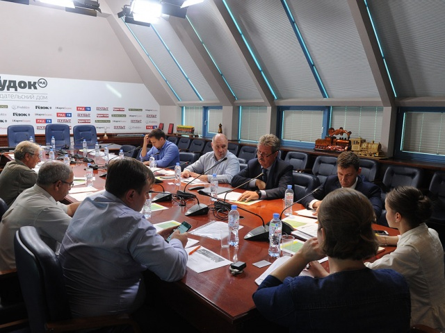 Leading experts and professionals of the railway industry discussed the future business program of the salon.