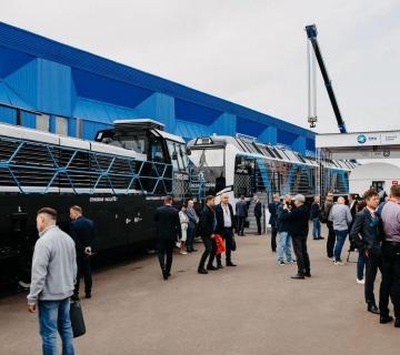 «Трансмашхолдинг», Siemens, Rolls Royce: какую технику представили на «PRO//Движении.Экспо»